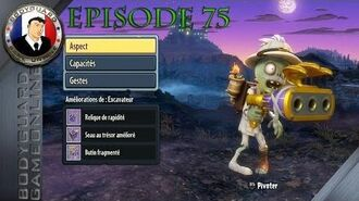 Plants vs Zombies Garden Warfare Let's Play Épisode 75 -Archéologue-☆-FaceCam-☆