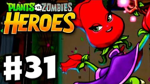 Plants vs. Zombies- Heroes - Gameplay Walkthrough Part 31 - Stormin' the Castle! (iOS, Android)