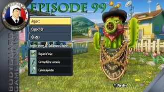 Plants vs Zombies Garden Warfare Let's Play Épisode 99 -Cactus Bandit-
