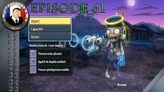 Plants vs Zombies Garden Warfare Let's Play Épisode 61 -Biologiste Marin-