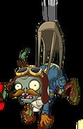 1HD Lost Pilot Zombie
