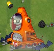 1ConeRobotBeaten