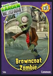 Browncoat Zombie hd