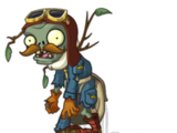 Zombie Pilote Disparue