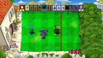 Plants vs Zombies Xbox 360 Vs Mode