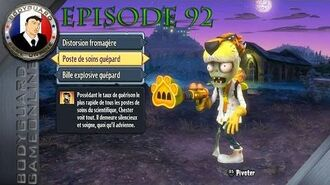 Plants vs Zombies Garden Warfare Let's Play Épisode 92 Inédit -Dr Chester -