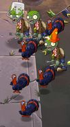 1Simple Zombie Turkeys Battlez