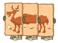 Зомби-Верблюд на Рождество