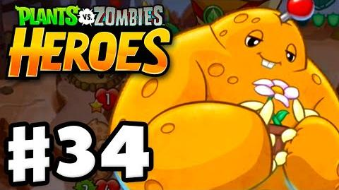 Plants vs. Zombies- Heroes - Gameplay Walkthrough Part 34 - Attack of the Explosive Seeds!