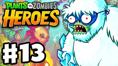 Plants vs. Zombies- Heroes - Gameplay Walkthrough Part 13 - Brain Freeze! (iOS, Android)