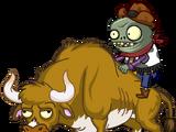 Zombie Taureau