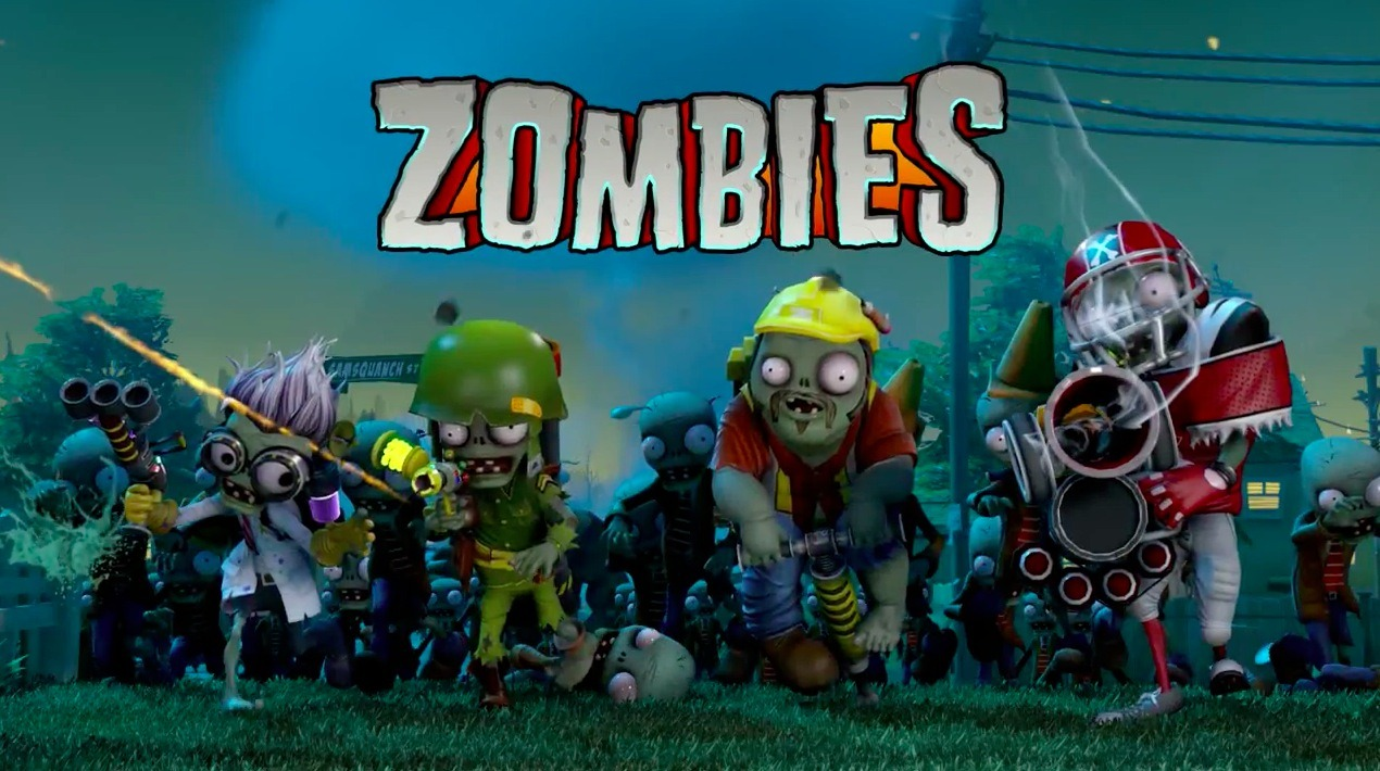 Plants Vs Zombies Characters Zombies