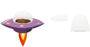 Stuff for hover pot