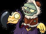 Dodo Rider Zombie