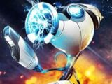 Cyborg Plasma Pea