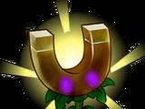 Boot-leg Gold Magnet