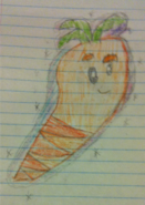 Intensive Carrot PVZGW drawing