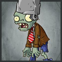 Cave Bucket Zombie
