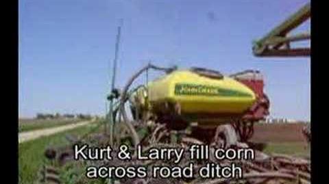 Planting Corn - 2006