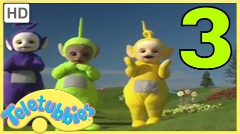Teletubbies- Number Three - Version 2 - 152 - Cartoons for Children