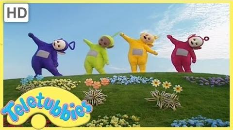 Teletubbies- Samira's Gymnastics - Full Episode