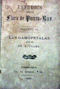 Flora of Puerto Rico