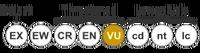 Status iucn2.3 VU