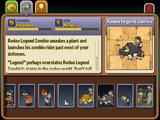 Зомби-легенда родео