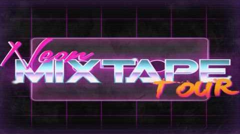 Plants Vs Zombies 2 Music - Neon Mixtape Tour - Glitter Zombie (Pop) Theme Extended ☿ HD ☿