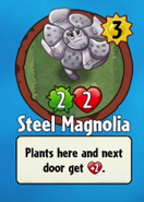Steel Magnolia Bought