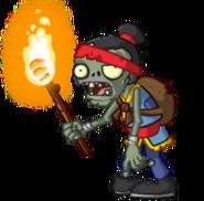 Kong-Fu Zombie Torcher HD