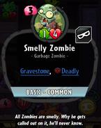Smelly Zombie Description Old
