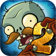 Plants vs. Zombies 2 It's About Time Icon (Versions 3.6.1)