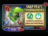 Snap Pea Tournament