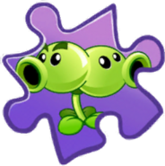 Split Pea Puzzle Piece