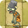 Primitive Buckethead Zombie2