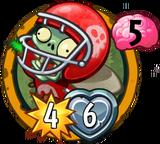 Зомби-футболист