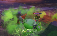 Mr. Toxic Attacking2