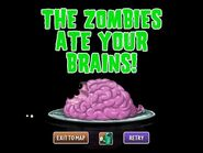 The ashes ate your brains!