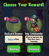Choosing Imp Commander