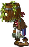HD Barrelhead Zombie