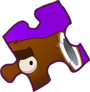 PUZZLE PIECE COCONUT CANNON