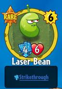 Receiving Laser Bean