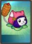 Cattail's Costume 2