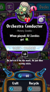Orchestra Conductor stats