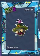 Park Ranger Sticker5