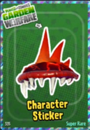 Count Chompula Sticker 5