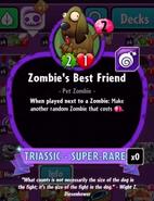 SHSL Trash's Best Friend