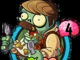 Разжиревший зомби