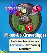 MixGrave Bought New
